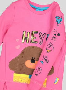 'Hey Duggee' Pink Printed 2 Piece Set (9 months - 6 years)