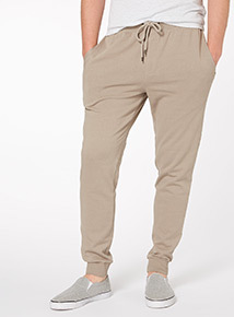 Taupe Jogging Bottoms
