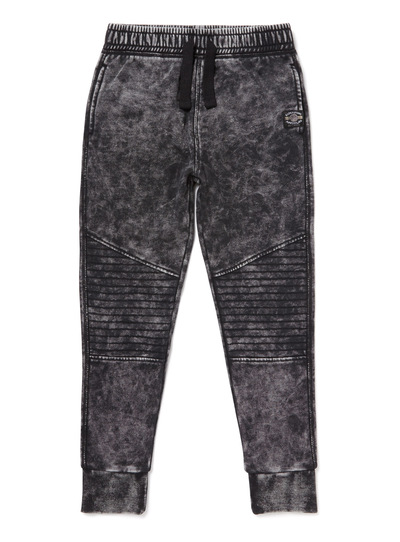 Grey Acid Wash Joggers (3-14 years)