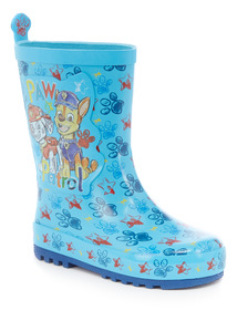 Paw Patrol Printed Welly