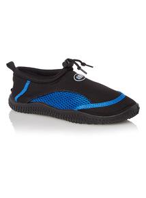 Kids Blue Wet Shoes