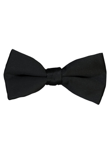 Online Exclusive Black Bow Tie