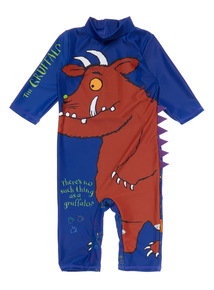 Kids Multicoloured Gruffalo Sunsafe Swimsuit (9 months - 5 years)
