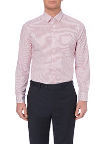 Striped Tailored Shirts 2 Pack