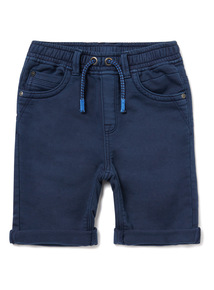 Blue Jersey Shorts (3-14 years)