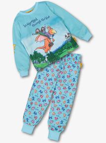 Zog The Dragon Blue Pyjamas (1-7 years)