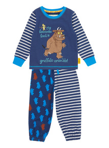 Kids Blue Gruffalo Pyjamas (9 months-6 years)