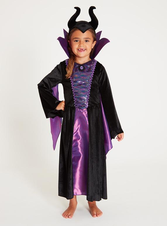 Sku Aw19 Disney Maleficent Purple