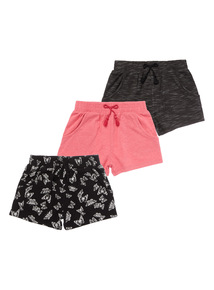 Summer Shorts 3 Pack (3 - 12 years)