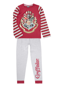 Red Harry Potter Pyjama Set (3-12 years)