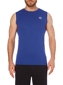Admiral Performance Blue Mesh Vest