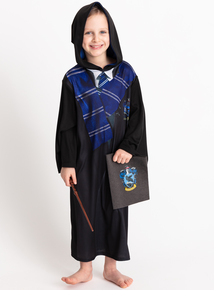 Harry Potter Black Ravenclaw Costume (3-12 years)