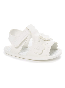 White Sandals (0 - 18 months)