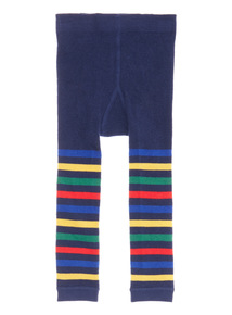 Multicoloured Stripe Long John