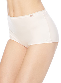 Gok Beige No VPL Short