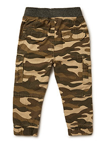 Camo Print Trousers (9 months- 6 years)