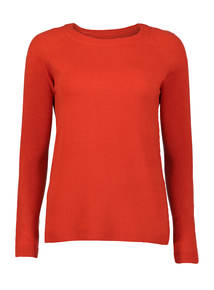 Red Soft Touch Jumper