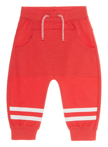 Red Cat Joggers (0 - 24 months)