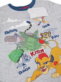 Multicoloured Disney Lion Guard Pyjama Set (1-7 years)
