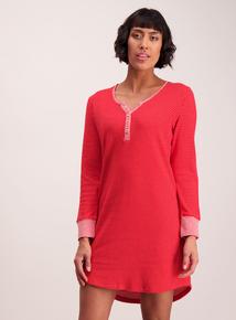 Red Spotty Nightdress