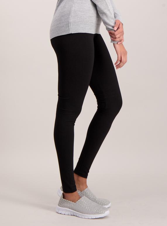 1910ea703c8c2 Womens Online Exclusive Length Black Luxurious Soft Touch Leggings ...