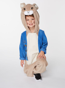 Blue Peter Rabbit All In One Costume (3-8 years)