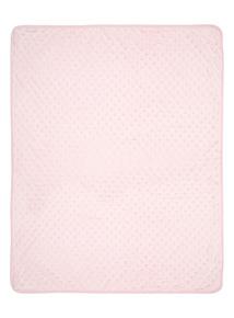 Pink Velboa Blanket