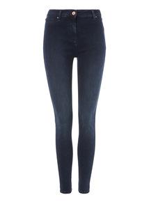 Dark Denim Super Stretch Skinny Jeans