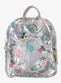 Multicoloured Pop Art Backpack