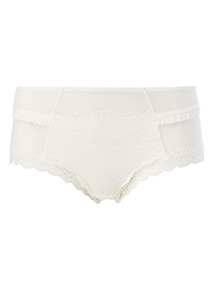 Lace Frill Short Bottoms