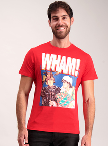Christmas Wham Crew Neck T-Shirt