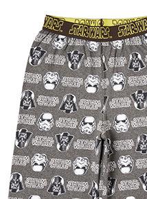 Grey Disney Star Wars Pyjamas (3-12 years)