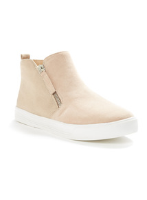 Pink Cupsole Boots