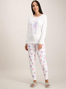 Soft Touch Unicorn Pyjamas