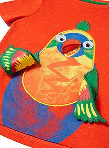 Multicoloured Hero Bird T-Shirt (9 months-6 years)