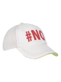 White #no mesh cap (2 - 12 years)