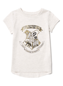 Cream Harry Potter Tee (3-14 years)