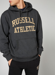 Russell Athletic Charcoal Hoodie