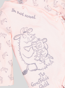 Pink The Gruffalo Sleepsuit (Newborn-24 months)