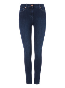 Dark Denim Performance Skinny Jeans