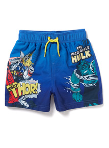 Marvel Avengers Swim Shorts (3-12 years)