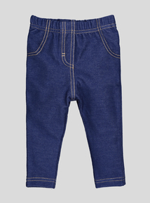 Denim Jegging (0-24 months)
