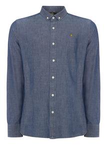 Admiral Blue Chambray Shirt