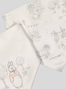 Peter Rabbit Bibs Pink 2 Pack