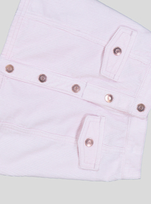 Light Pink A-Line Corduroy Skirt (9 months-6 years)