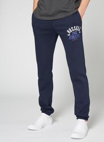 Russell Athletic Navy Marl Jogger