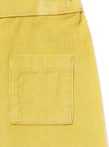 Mustard Yellow Corduroy Skirt (9 months-6 years)