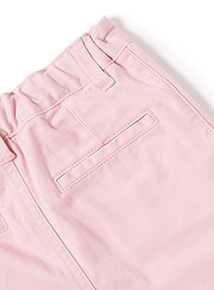 Pink Chino Shorts (3-14 years)