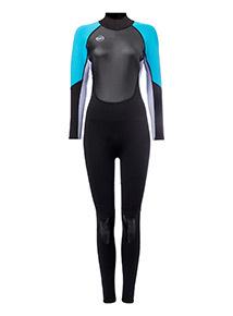 Colourblock Full Length Wetsuit