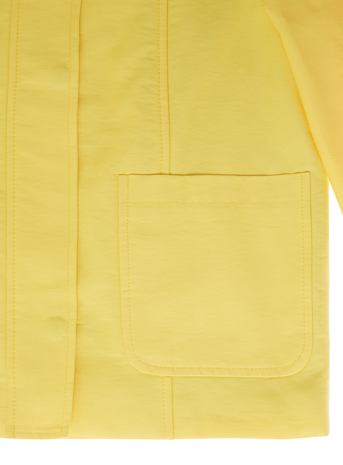 All Girl's Clothing Girls Yellow Mac Coat (3-12 years) | Tu clothing